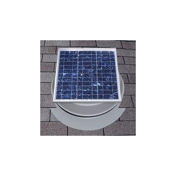 Solar Attic Fan 36 Watt With 25 Year Warranty Florida