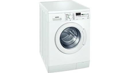 Siemens WM14E4S5 Independiente Carga frontal 7kg 1400RPM A Blanco ...