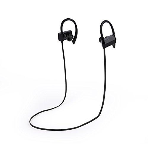 Bluetooth Headphones LESHP Waterproof Sweatproof