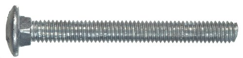 Hillman 812703 Hot Dipped Galvanized Carriage Bolt, 3/4 x 16-Inch, Silver, 20-Pack by Hillman