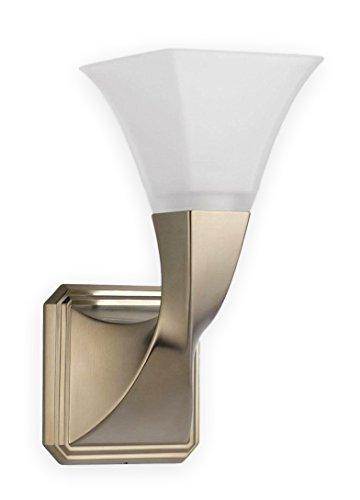 Brizo Virage Polished Nickel Single Sconce Light ()