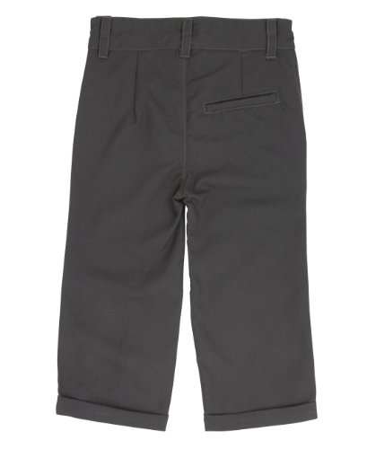 RuggedButts Infant / Toddler Boys Dress Pants - Gray - 3-6m