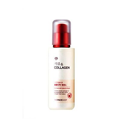 THEFACESHOP Pomegranate Collagen Contains Hydrating