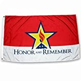 Honor And Remember Flag 3 FT. x 5 FT. For Sale