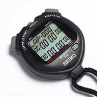 Seiko Dual S056 100 Memory Stopwatch by Seiko