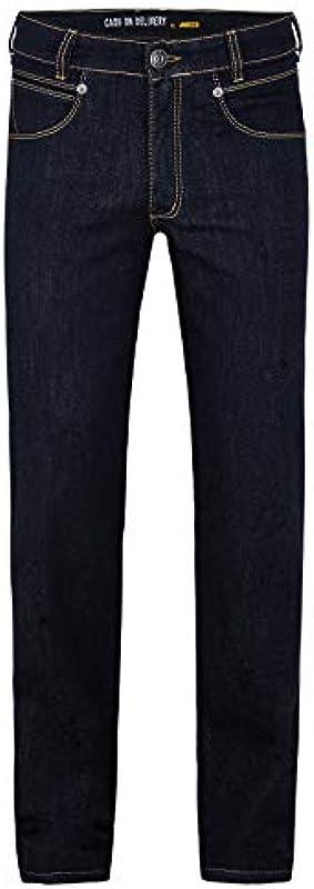 Joker Jeans Freddy 2521 Black Denim Stretch: Odzież