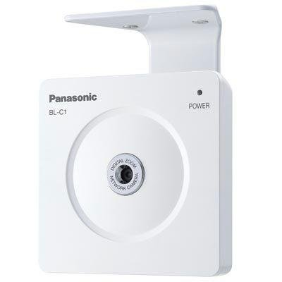 Panasonic BL-C1A-S Network Camera and Pet Cam (Silver) by Panasonic