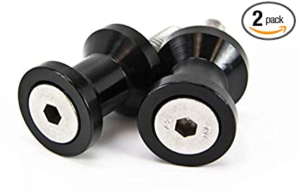 Amazon.com: Pro-Tek Kawasaki Swing Arm Spools 2014 2015 2016 ...