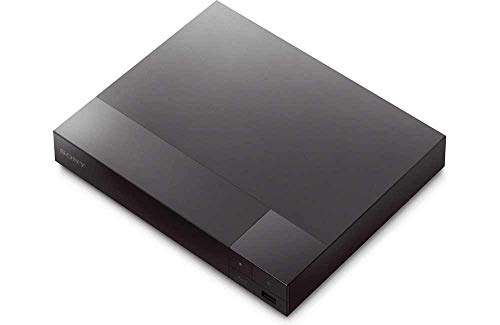 Sony S3700 Blu-Ray Disc Player with Wi-Fi W/ High-Speed HDMI Cable with Ethernet