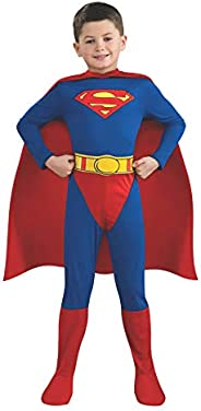Superman Child's Costume, S