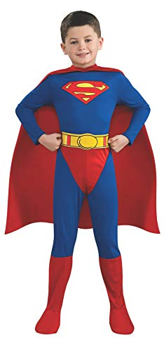 Superman Child's Costume, -