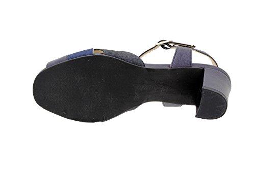 Venus 180258 Sandales Chaussure Piesanto Confort Marino Femme Talons A dqtxIwAIB0