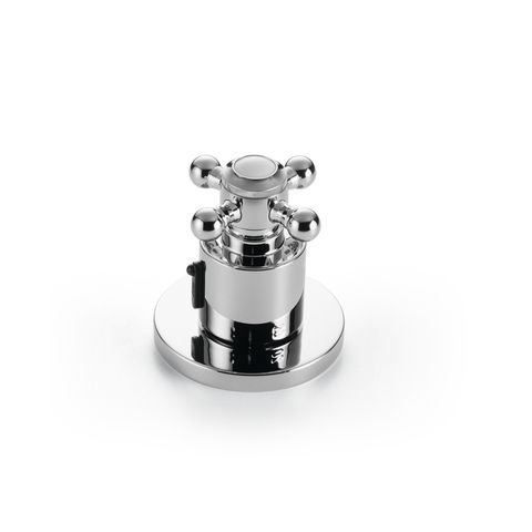 Faucet Madison Chrome Polished (Dornbracht 11420360-00 Madison Temperature Control Handle Polished Chrome)