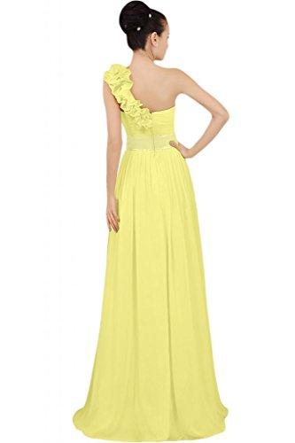 Daffodil Sunvary da da vestito sera Charming spalla d'onore damigella elegante Una abito PwrP7fq