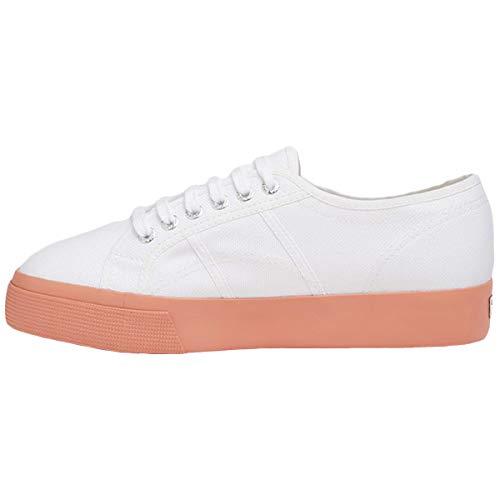 2730 Sneaker Superga Donna cotu White Rose 4qxdSax