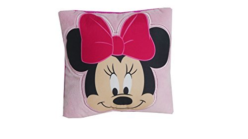 Changing Table Island (Disney Minnie Mouse Plush Pillow)