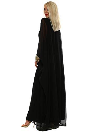 Femme Woodford Noir Robe Shf1aw Amp; Reay VLpqSGMUz