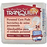 Tranquility Personal Care Pad - Ultimate Absorbency - CASE/96 (Ultimate Abso.