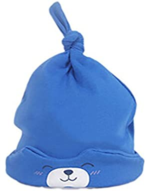 Unisex Newborn Baby Kit Hat, 0 to 2 years, Blue