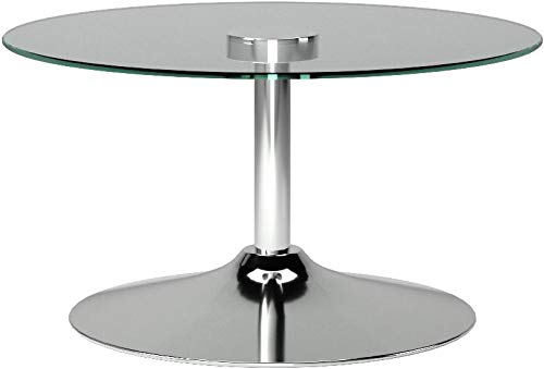 Led Light Glass Table in US - 5