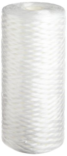 Cole Filtration (Pentek WPX50BB97P String-Wound Polypropylene Filter Cartridge, 10
