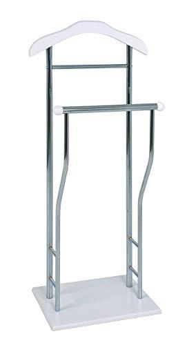 45 x D Chrome-Black HAKU Furniture Men/´s Valet 111 cm 31 x H W