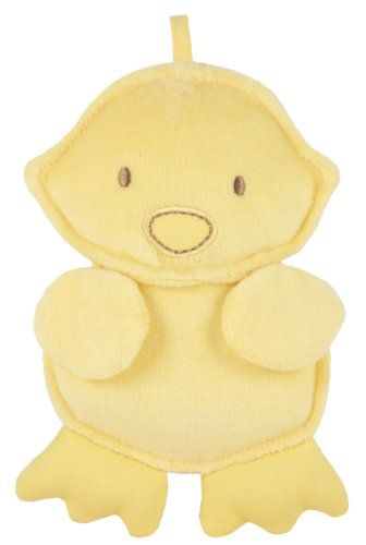 Dandelion Organic Toy Squeaker, Duck (Green Tag Think)
