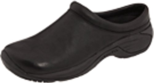 Merrell Men's Encore Gust Slip-On Shoe,Smooth Black Leather,7 M US