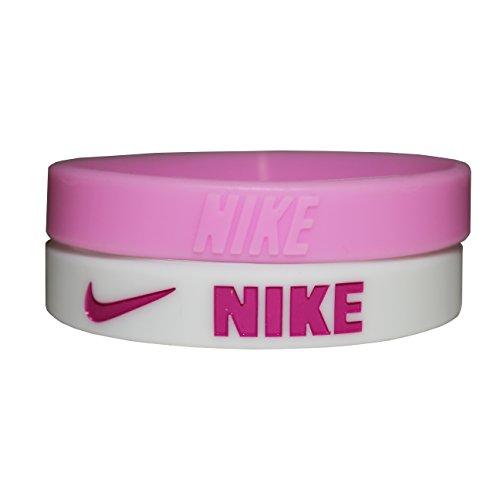 Nike 3D Wristband/Bracelet (3D Pink Combo) (Nike Baller Wristband)