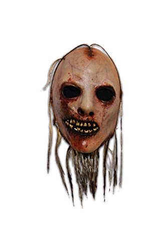 (Trick or Treat Studios Men's American Horror Story-Bloody Face Mask, Multi, One)