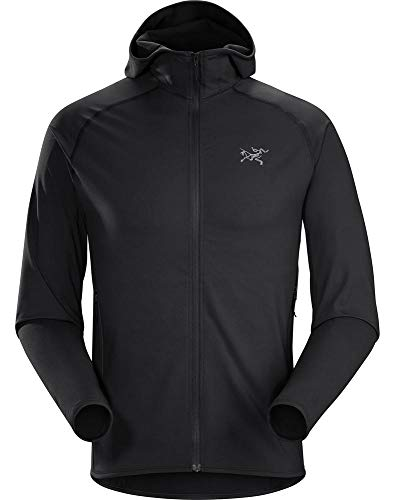 - Arc'teryx Adahy Hoody Men's (Black, Large)