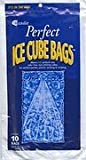 Image of Ice Cube Bags 10 Pk Size Ea