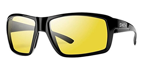 Smith Optics Colson Sunglasses, Black Frame, Polar Low Light Ignitor Techlite Glass - Light Low Sunglasses