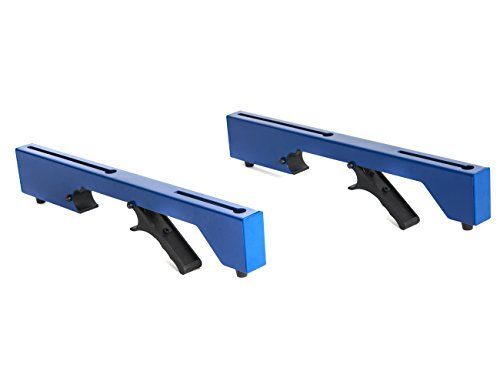 HICO UWC400M Miter-Saw Workstation Tool Mounting Brackets (for UWC4000) (Saw Tool Mounting Brackets Workstation)