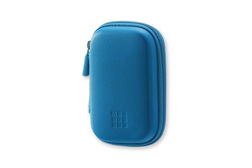 Moleskine Hard Journey Pouch, XS, Steel Blue (Coin Detachable Pouch)