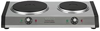 Waring Commercial WDB600 Heavy-Duty Commercial Cast-Iron Double Burner (B007L4NCJO) | Amazon price tracker / tracking, Amazon price history charts, Amazon price watches, Amazon price drop alerts