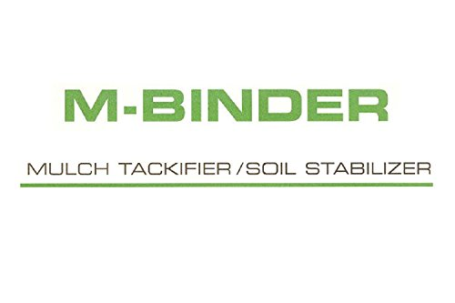 M-Binder Mulch Tackifier - Soil Stabilizer (50 LBS) by Nature's Seed