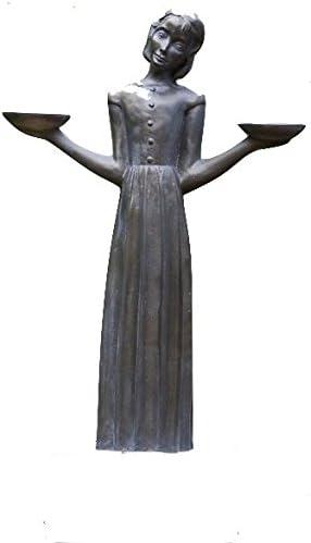 Bird Girl Statue Without Pedestal 24h