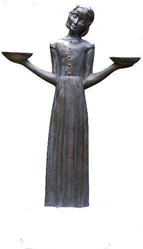 Bird Girl Statue Without Pedestal
