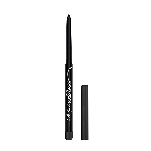 L.A. Girl Endless Auto Eyeliner Pencil, Very Black, 0.01 Ounce
