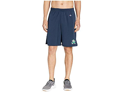 Champion College Men's Notre Dame Fighting Irish Mesh Shorts Navy 2 X-Large 9