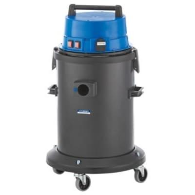 EUROKRAFT2 Euro Force Aspirateur de matière sèche et humide–Aspirateur Universel, 2400W–62de l Bac–Aspirateur eau et poussière nettoyage p