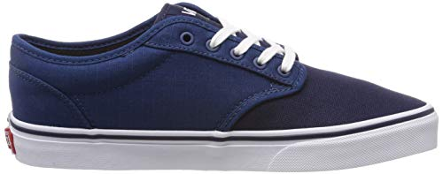 ripstop Azul Vans Atwood dress Sailor Blues Blue Hombre Textile Zapatillas Para Vef HnY71xq7X