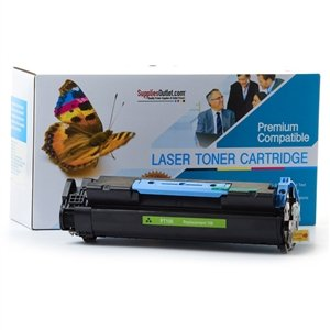SuppliesOutlet Canon 106 Compatible Toner Cartirdge - Black - [1 Pack] For ImageClass MF6530, MF6540, MF6550, MF6560, MF6580, MF6590, MF6595, MF6595cx, LaserClass 810, 830i