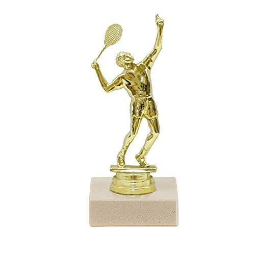 trophee pas cher Trofeo de Tenis Masculino recompensa 14 cm - Lote ...