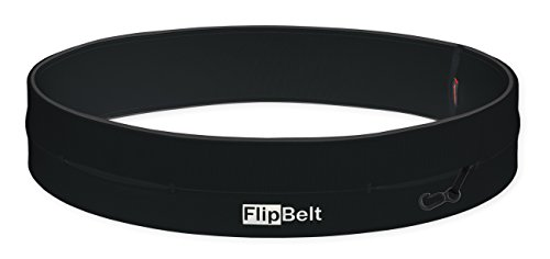[Level Terrain FlipBelt Waist Pouch, Black, Small/26