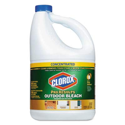 Clorox Outdoor Bleach, 120 oz Bottle - Three 120-oz Bottles.