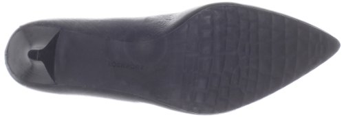 Rockport Rockport Hecia Women's smooth Women's Hecia Black rU8OTr