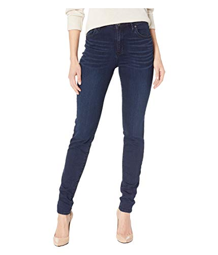 KUT from the Kloth Women's Mia High-Waisted Skinny Jeans in Premier Permier/Euro Base Wash 4 31 -