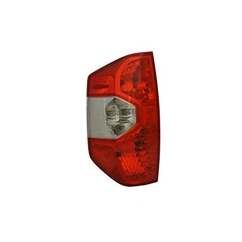 TYC 11-6642-00-1 Replacement left Tail Lamp (TOYOTA TUNDRA), 1 Pack